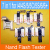 HD Nand Flash Tester Tool For IPhone 4 4S 5 5C 5S 6 Plus Repair ICloud