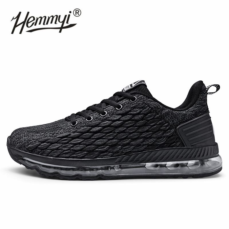 Air Sole Men Sneakers High Quality Outdoor Running Shoes Mens Athletic Shoes Man Sport Male Shoe