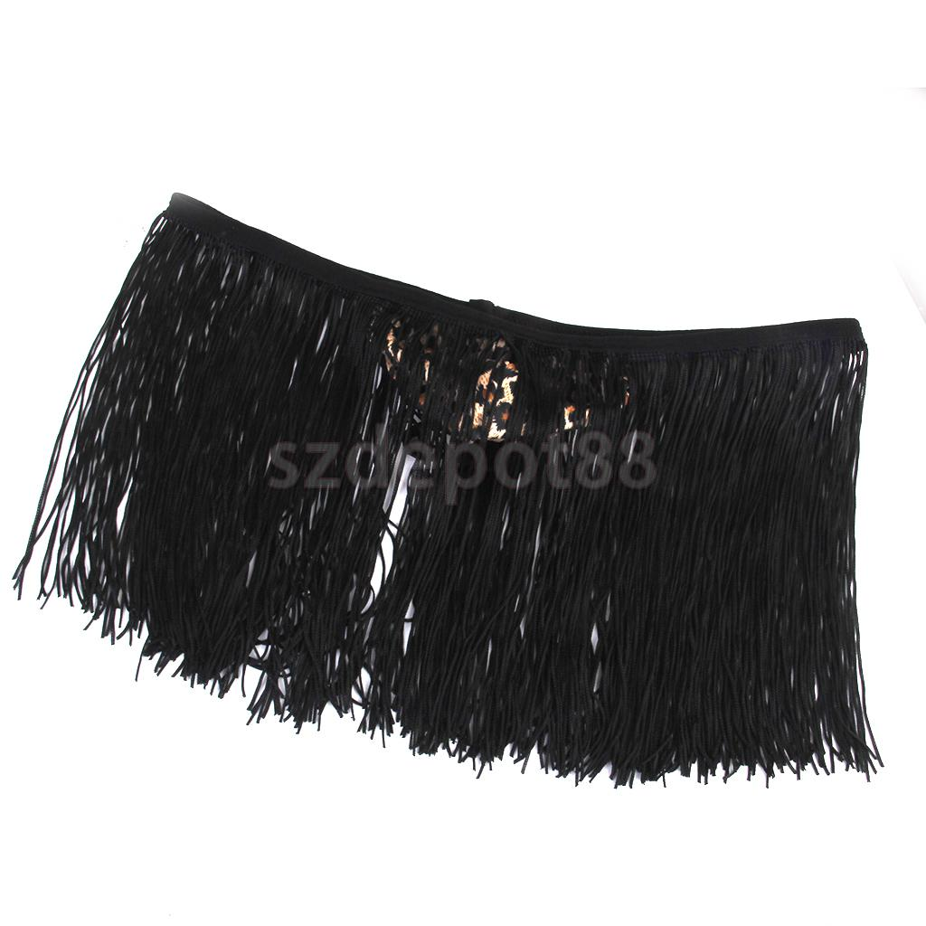 a2847574ce35 New Arrivals 201 Sexy Men's Leopard Print G String Thong Underwear Panty  Tassel Boxer Black on Aliexpress.com | Alibaba Group