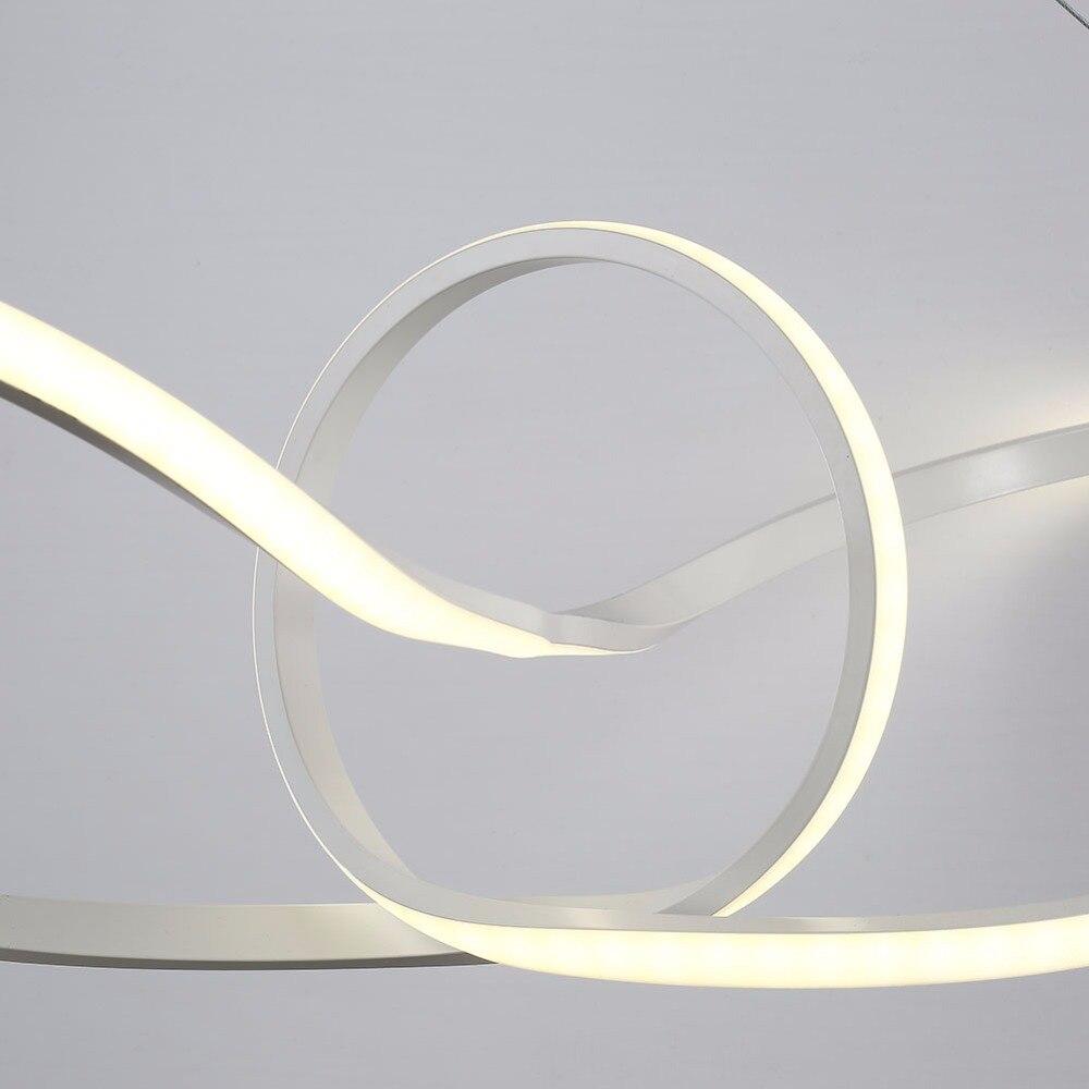 Produs led lamp pendant lights lustre lampen lamparas de - Lamparas de techo modernas led ...