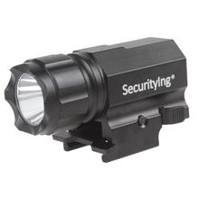 Sale SecurityIng 600 Lumens R5 LED Tactical Gun Flashlight P05 Compact and Lightweight Design Convenient to Carry