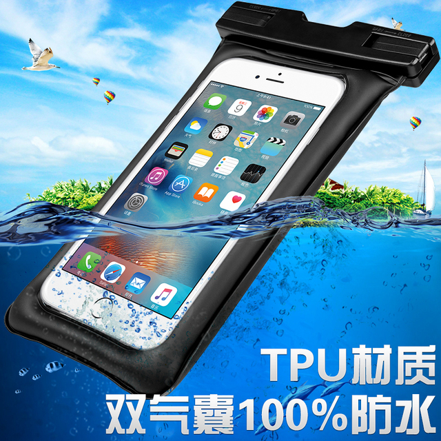 sale retailer c3cf6 9a4eb US $4.19  For Samsung ON5 J5prime/ON7 J7prime Waterproof Case Pouch Bubble  Float Bag Water Proof Cover for Samsung note 3 note 4 note 5 -in Phone ...
