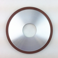 600 75 Concentration Parallel Resin Diamond Grinding Wheel Alloy Wheels Abrasive Superhard Materials 200 60 10