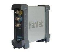 Hantek6082BE цифровой осциллограф ПК на основе USB 80 МГц 250 мс/с оригинальный Hantek 6082BE USBXITM интерфейс алюминий поверхности сплава