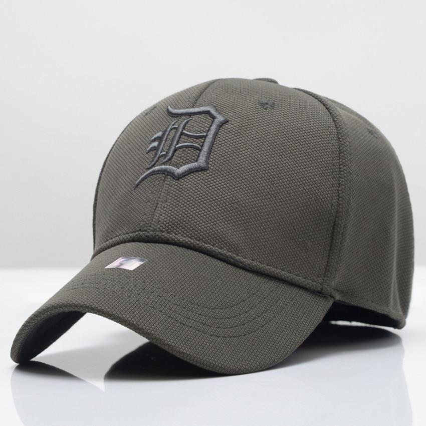 2018 Venta caliente nueva marca gorra de béisbol moda hombres hueso  Snapback sombrero para béisbol gorra de Golf sombrero Hombre Deporte gorra  hombres envío ... de049475f8d0