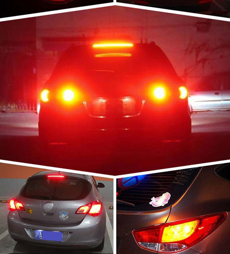 Do Carro Canbus Ba15s Bau15s T20 7443
