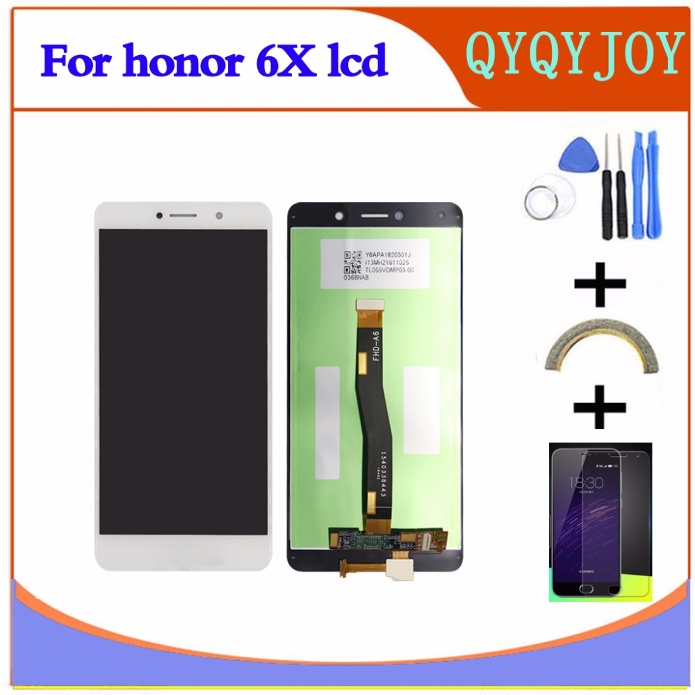 AAA Quality For Huawei Honor 6X BLN-L24 BLN-AL10 BLN-L21 BLN-L22 LCD display + Touch screen Digitizer With Frame AAA Quality For Huawei Honor 6X BLN-L24 BLN-AL10 BLN-L21 BLN-L22 LCD display + Touch screen Digitizer With Frame