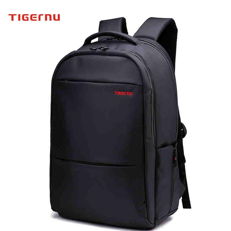 Tigernu font b Laptop b font font b Backpack b font men women School Bags 17