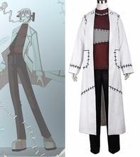 Anime Soul Eater  Franken Stein Doctor Csoplay Costume