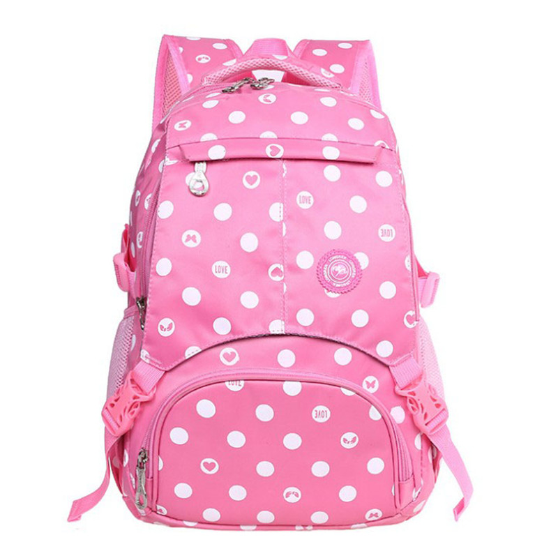New Women Backpack Fashion Teenagers Girls School Bags Waterproof Printing Rucksack High Quality Female Travel Laptop