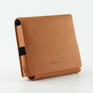 Image 3 - 4 ألوان الوجه كتاب غطاء ل iqos 3.0 حقيبة صغيرة وجراب حامل غطاء محفظة جلدية الحال بالنسبة iqos 3 DUO