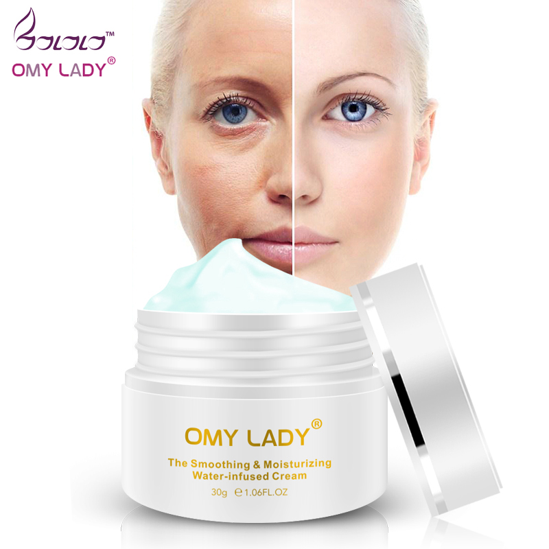 OMYLADY Day Creams Korean Cosmetic Deep Moisturizing Face Cream Hydrating Anti Wrinkle whitening Lift Esseence Cream Skin Care omylady 30g face creams korean cosmetic deep moisturizing day cream hydrating anti wrinkle whitening lift esseence skin care