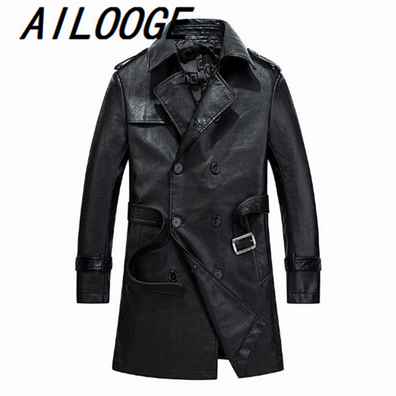 Compare Prices on Mens Classic Leather Jacket- Online Shopping/Buy ...
