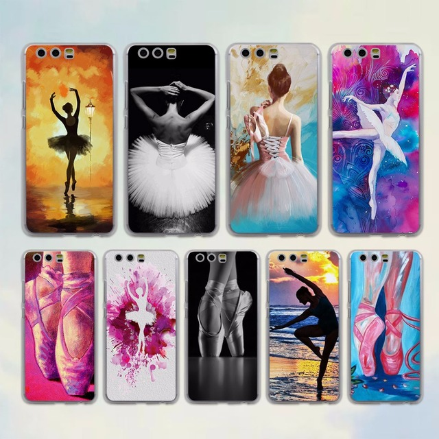 custodia iphone 7 ballerina