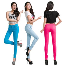 pants high waist skinny jeans PU27
