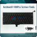 "NEW Laptop A1278 USA US English Keyboard for Apple Macbook Pro Unibody 13.3"" A1278 US Keyboard 2009 2010 2011 2012 Year"