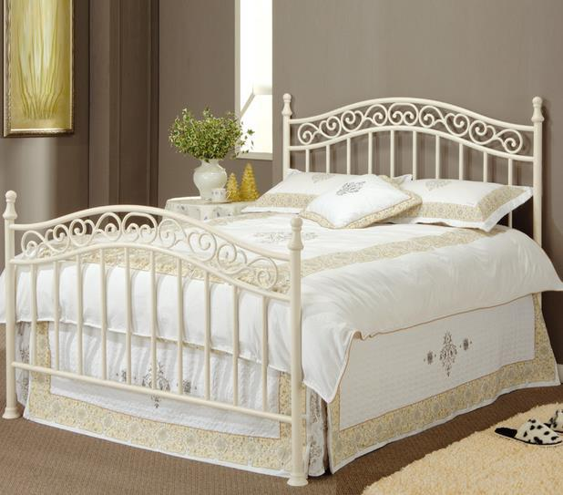 European style garden princess every day special romantic for Childrens iron beds