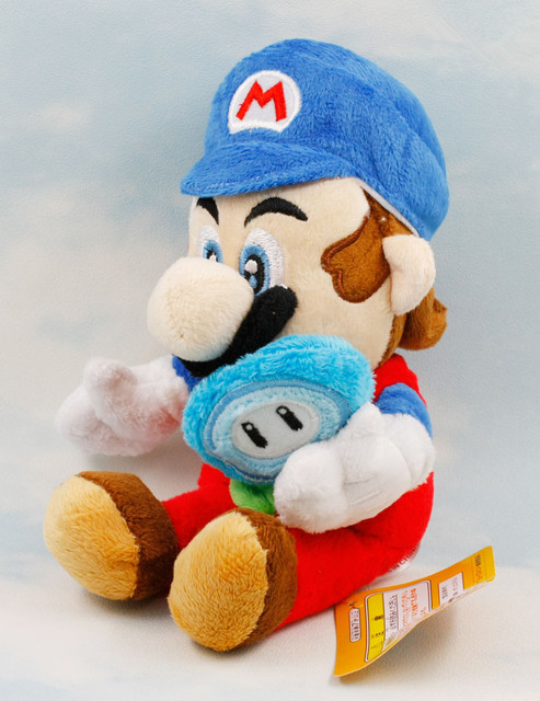 ice mario plush - photo #6