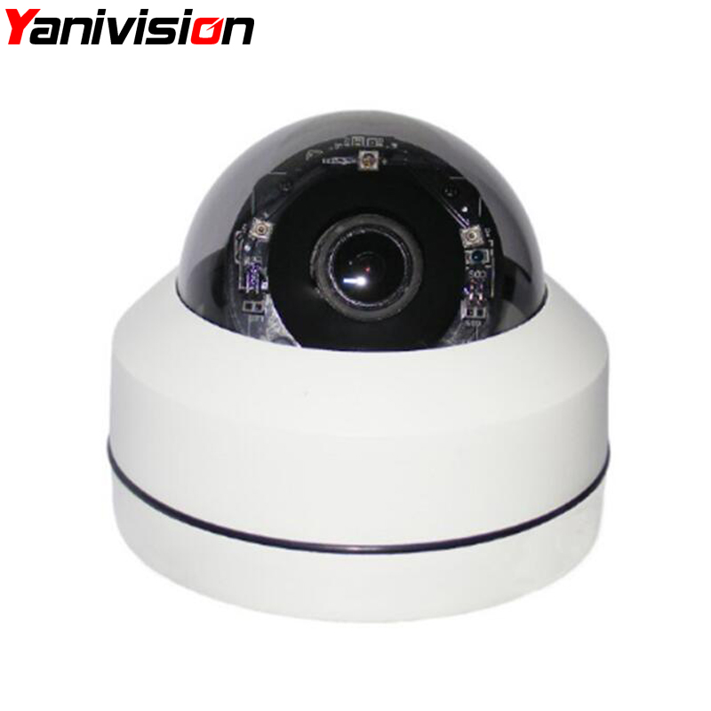 H 265 5MP 4X Optical Zoom 20m Night Vision Waterproof Outdoor Dome 2 5 Mini IP