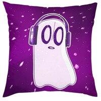 Cute Undertale Napstablook Purple Undertale Decorative Pillow Pillowcase Hot Child Gift Home 18 Double Side