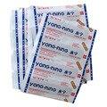 100 pçs/lote A Família de Gesso ferida Estéril Band-aid Hemostase Adesivos adesivo Kit de Primeiros Socorros