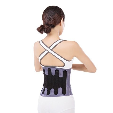 placa de aco homens mulheres cinto de apoio cintura esporte emagrecimento absorver suor ginasio musculacao