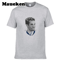 Robin Van Persie 20 9 Men T Shirt Clothes T Shirt Men S For Netherlands Fans