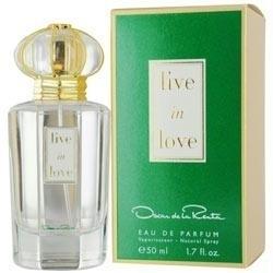 Oscar De La Renta Live In Love By Oscar De La Renta Eau De Parfum Spray 1.7 Oz miss 0 by oscar de la renta vintage шерстяная юбка 80 е