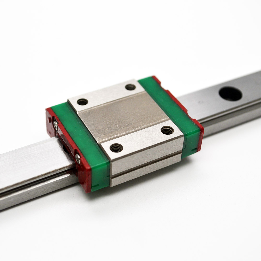3pcs 12mm linear guide MGN12 L600mm linear rail with MGN12H linear carriages block for CNC DIY and 3D printer XYZ cnc цена