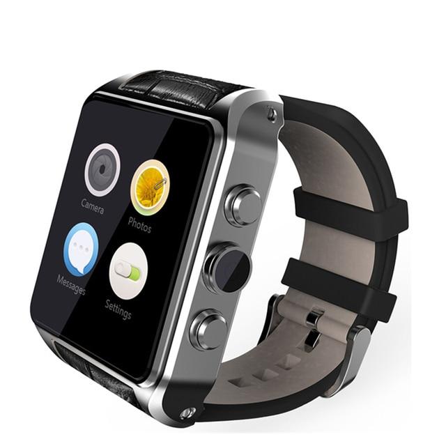 Горячая Android 5.1 OS Smart watch X01 Плюс 1.54 дюймов 320*320 IPS экран с GPS + 3 Г + WiFi + GPRS Bluetooth SmartWatch PK X01S X02