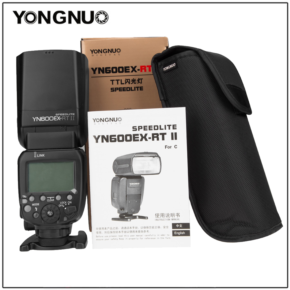YONGNUO YN600EX-RT II ავტომატური - კამერა და ფოტო - ფოტო 5