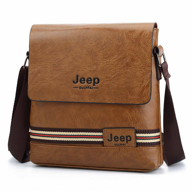 Newest Man Messenger Bag Men Pu Leather Shoulder Bags Business Crossbody Casual Bag Vintage Handbag Free Shipping