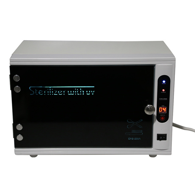 UV Nail Manicure Tools Disinfection Cabinet Sterilizer Box UV Light Therapy Set Sterilizing Nail Art Equipment bluerise single double layers uv sterilizer box safe efficient disinfection nail art tools manicure ultraviolet sterilizing