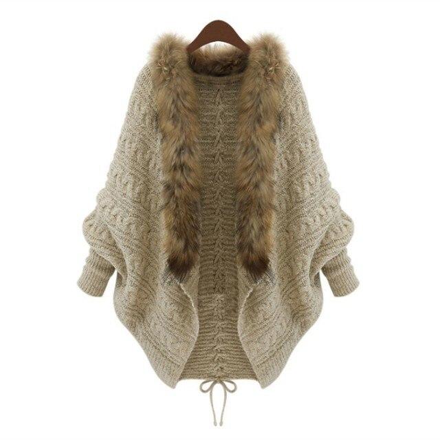 6c595ee476 Liva girl mulheres suéter blusas de inverno feminina camisola hippie chic  casaco feminino cardigans tricot jaqueta