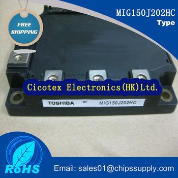MIG150J202HC MODULE N CHANNEL IGBT (HIGH POWER SWITCHING, MOTOR CONTROL APPLICATIONS) MIG150 J202HC MIG150J202H-C