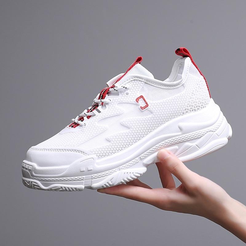 Angemessen Offizielle Original Authentische Frauen Höhe Zunehmende Laufen Im Freien 87 Sport 720 Zx Flux 90 Schuhe Deportiva 270 Max 40 Sneaker