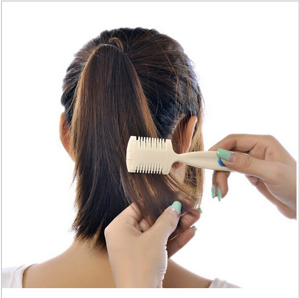 Diy Home Hairdresser Makeup Tools Hair Cutting Trimmer Razor Blade