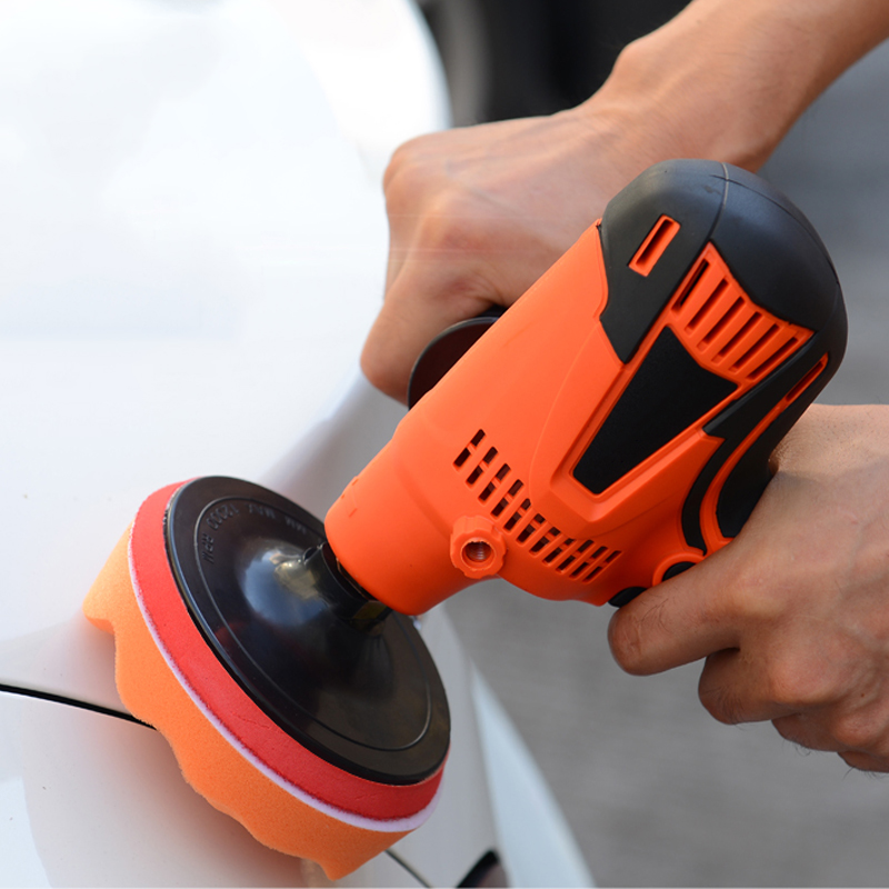 220V 800W 6 speed control speed Polishing machine Car Polisher 50Hz For Scratch Remove Beauty Car Care Repair Polisher Tools ...