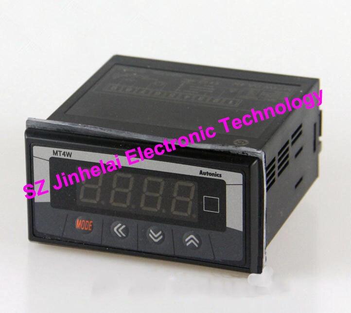 все цены на  100% New and original  MT4W-DV-4N  Autonics  PANEL METER  онлайн