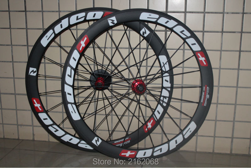 New white+red 700C 50mm clincher rims Road bike T1000 3K/UD/12K full carbon fibre bicycle wheelsets 20.5/23/25mm width Free ship new white red 700c 50mm clincher rims road bike t1000 3k ud 12k full carbon fibre bicycle wheelsets 20 5 23 25mm width free ship