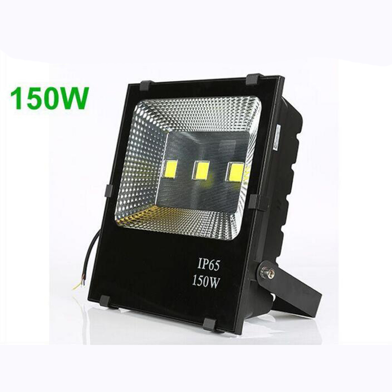 50W 100W 150W 200W Led Flood Light Waterproof IP65 Spotlight Outdoor Led Reflector Floodlight for Street House Road Lamp ultrathin led flood light 200w ac85 265v waterproof ip65 floodlight spotlight outdoor lighting free shipping