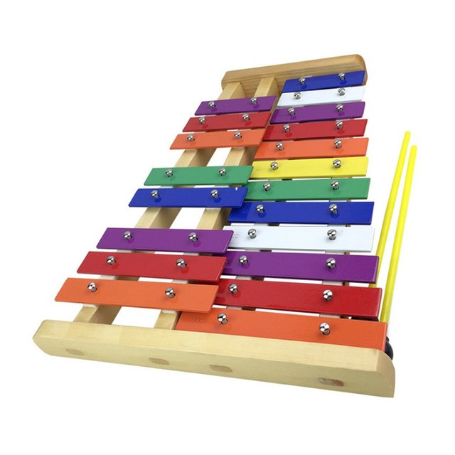 Professional 20 Tones Colorful Xylophone