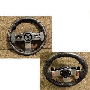 Image 2 - Base do volante com versão melhorada, carcaça de caixa para logitech g29 g27, acessórios para substituição de volante com paddles