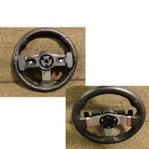 Image 2 - Enhanced Version Steering Wheel Base Housing Shell for Logitech G29 G27 Replacement Steering Wheel Accessories With Paddles