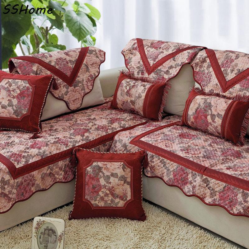 fashion sofa cushion quality solid wood genuine leather cushion fashion fabric sectional sofa cover slip. Interior Design Ideas. Home Design Ideas