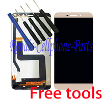 Gold Full LCD DIsplay + Touch Screen Digitizer Assembly For LeTV Le1 Pro X800 1440x2560 + Free tools
