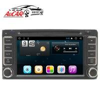 Android 6,2 автомобиль DVD плеер для Toyota Fortuner Hilux 200 мм * 100 мм автомобиля gps Мультимедиа Bluetooth gps радио WI FI 4G стерео AUX