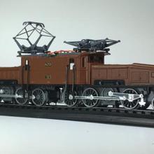 Специальное предложение редкий 1: 87 Электрический локомотив Ce6/8 II Nr модель трамвая восстановление древних способов коллекция