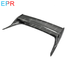 For Nissan Skyline R33 OEM Carbon Fiber Spoiler Body Kit Car Styling Auto Tuning Part For GTR R33 GTR OEM Rear Spoiler стоимость