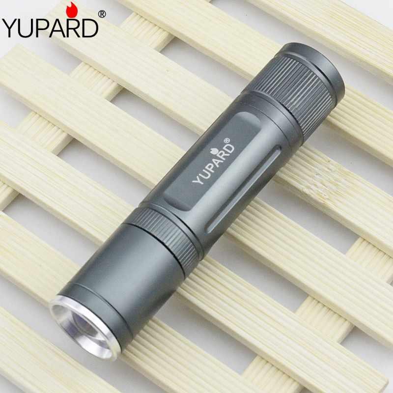 YUPARD Q5 المحمولة الشعلة فوكوسابل الصليب قابل للتعديل زوومابلي مصباح الأبيض الضوء الأرجواني الأشعة فوق البنفسجية مصباح يدوي العنبر العقرب مستحضرات التجميل